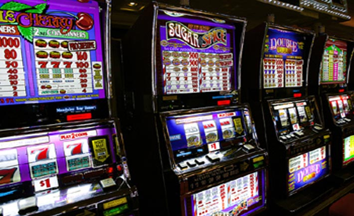Forum slot machine da bar
